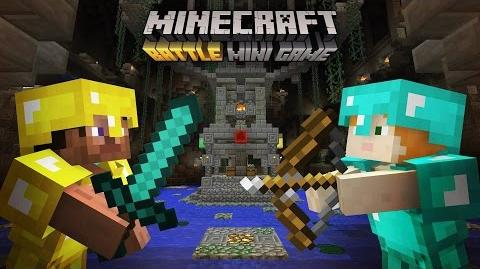 Minecraft Battle mini game trailer coming free on June 21