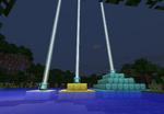 Piramides para activar el faro