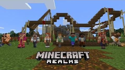 Minecraft Realms Comes To Pocket Edition & Windows 10