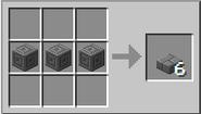 Creacion losa de ladrillos de piedra