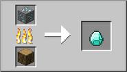 Cocinando diamante