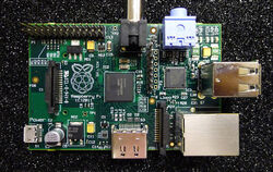 Placa Raspberry Pi