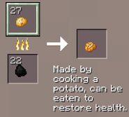 Patata Horneada