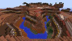 Bioma mesa bryce