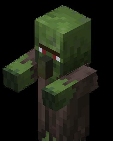 Zombi aldeano | Minecraftpedia | Fandom