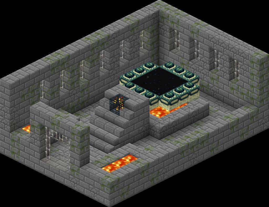 Portal del Fin | Minecraftpedia | FANDOM powered by Wikia