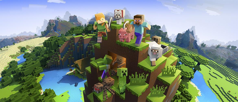 Minecraft | Minecraft Bedrock Wiki | FANDOM powered by Wikia