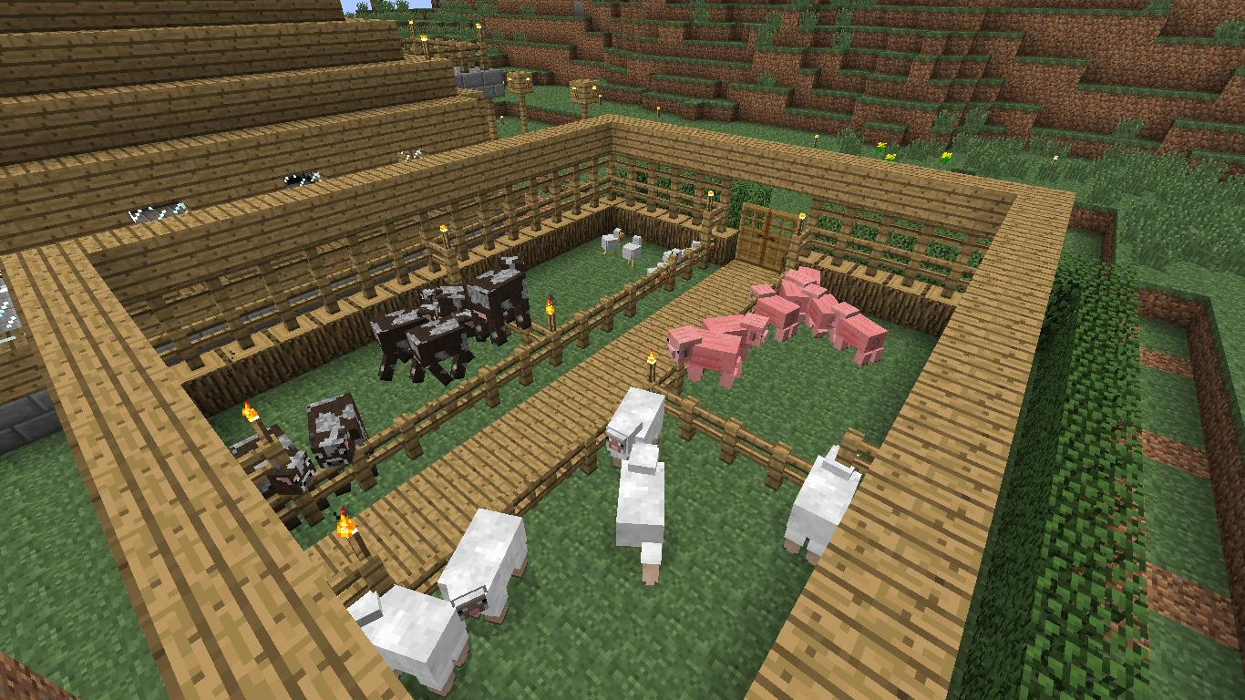 Animal Farming Minecraft Bedrock Wiki Fandom Powered