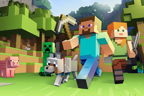 Minecraft Bedrock Wiki