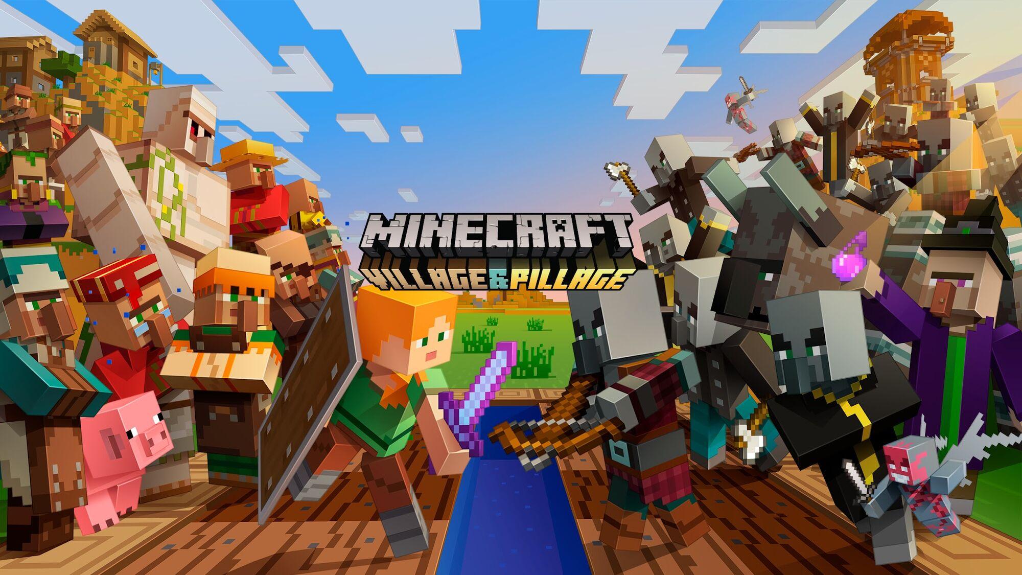 Update 1 11 Minecraft Bedrock Wiki Fandom Powered By Wikia