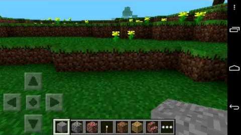 Minecraft PE 0.7.0 Beta LiveStream by Jbernhardsson