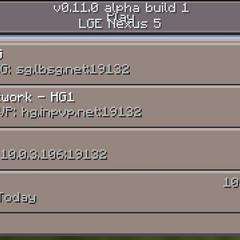 Status of Multiplayer Worlds