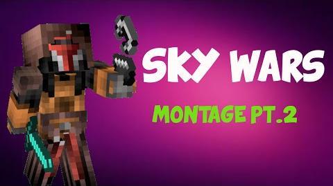 Minecraft Minigame Skywars Montage 2 Huggles?