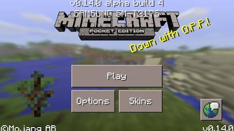 Minecraft Pocket Edition Part 2 Spruce Roofed Invasion