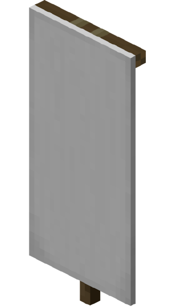 Image result for minecraft white banner