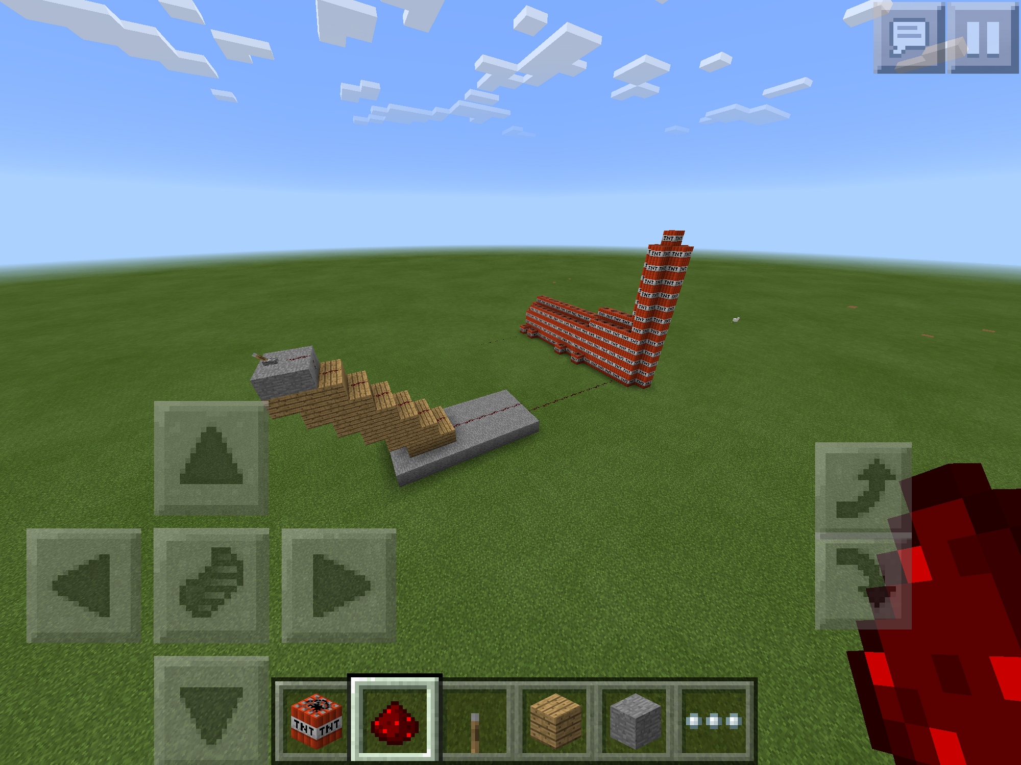 how to build a stonecutter in minecraft