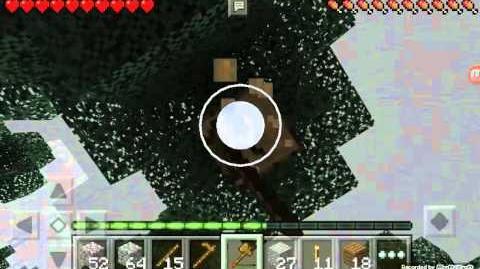 Minecraft Pocket Edition Part 5 Going Deeper