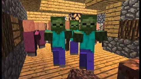 Minecraft Adventure-The Hell Village