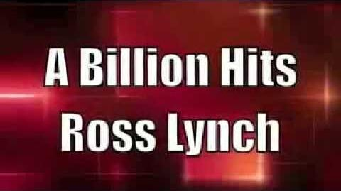 Ross Lynch - A Billion Hits (Lyrics)
