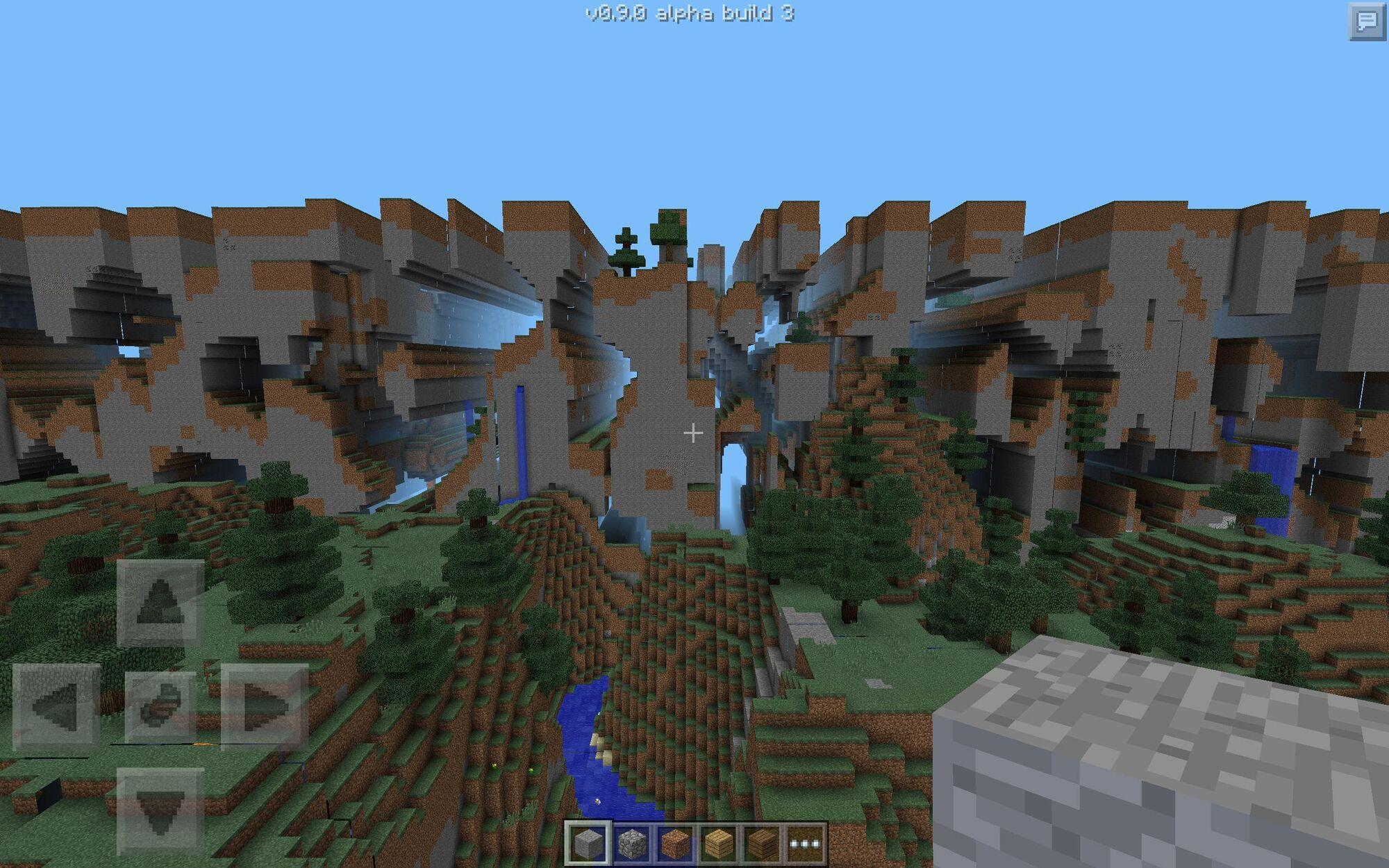 Minecraft Pe Build Crafting Table