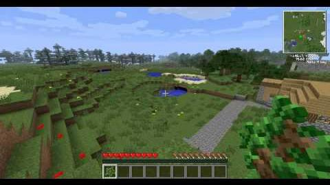 Minecraft Survival Let's Play Ep. 1 - A New World