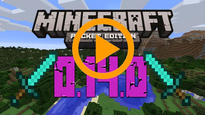 minecraft pe download apk 0.14.0