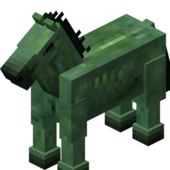A Zombie Horse