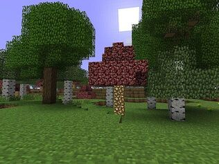 Nether Trees 282956