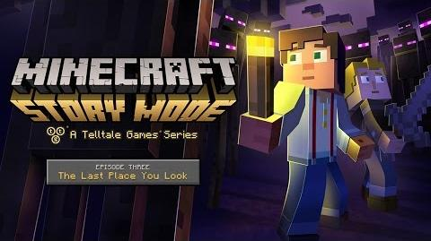 Minecraft Story Mode - Episode 3 Trailer