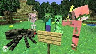 Siege on Castle Steve - Minecraft video by J!NX