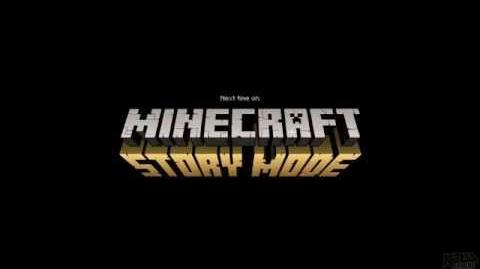Minecraft Story Mode Episode 4 Preview Block and a Hard Place