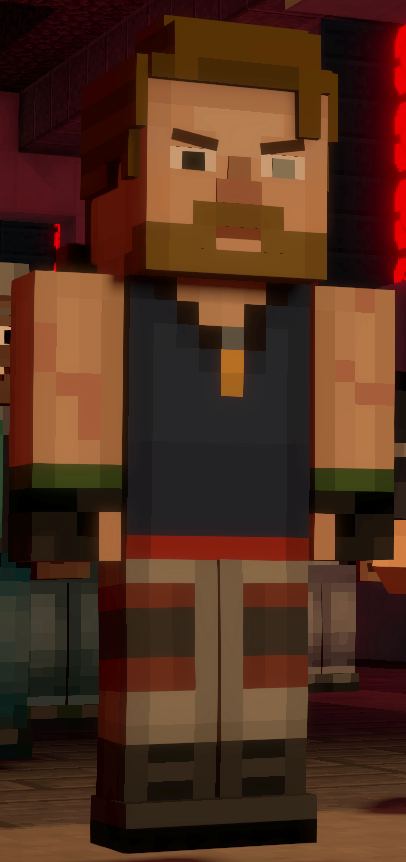 Jack Minecraft Story Mode Wiki Fandom