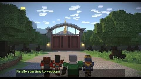 videos about minecraft story mode