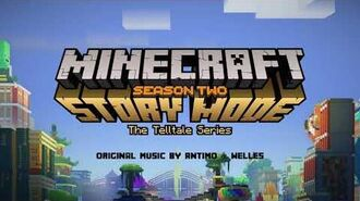 Antimo & Welles - Scavengers Official Minecraft Story Mode - Season 2