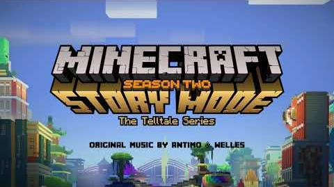 Antimo & Welles - Always Watching Official Minecraft Story Mode - Season 2