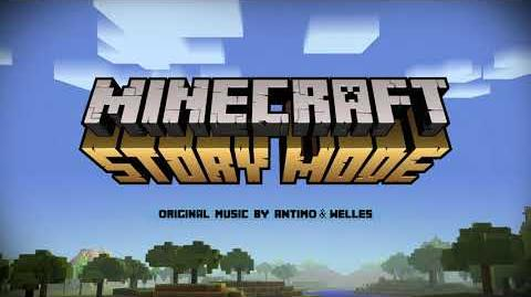 Antimo & Welles - Endercon DJ Official Minecraft Story Mode - Season 1