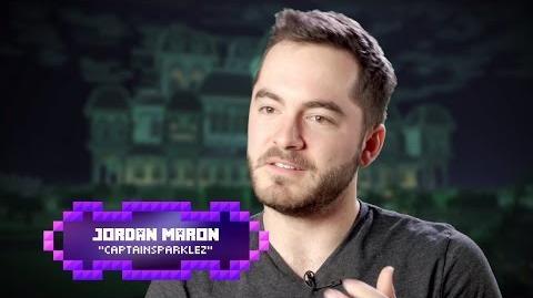 Minecraft- Story Mode - Episode 6 Guest Cast Interview