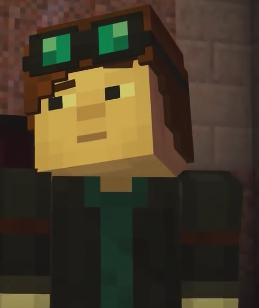 minecraft story mode coloring pages - thediamondminecart minecraft story mode wiki fandom