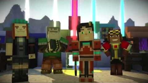 Minecraft Story Mode - Victorious