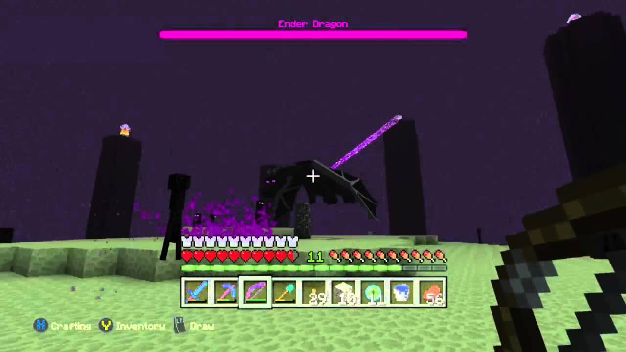 Image Ender Dragon Fight Jpg Minecraft Story Mode Wiki