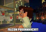 Meme jesse falcon-punch