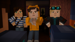 Stacy, Stampy and Dan