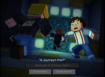 A Journey S End Minecraft Story Mode Wiki Fandom