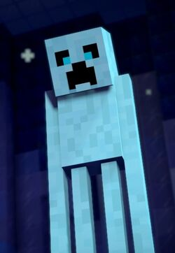 Icy Ender Creeper
