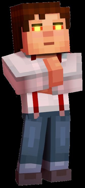 Romeo Minecraft Story Mode Wiki Fandom