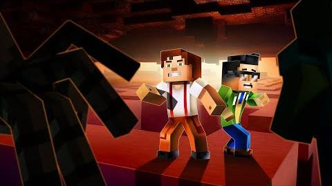 Minecraft Story Mode - Season Two - EPISODE THREE TRAILER