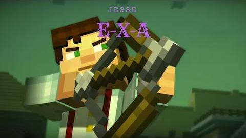 Jesse - E-X-A (Exciting By Attitude)-0