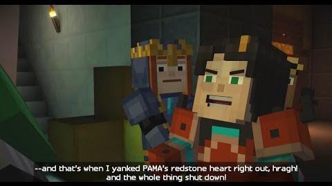 Minecraft Story Mode Season 1 Episode 8 Chapter 6