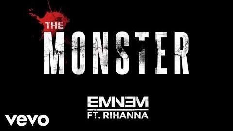 Eminem - The Monster ft