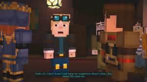 Thediamondminecart Minecraft Story Mode Wiki Fandom